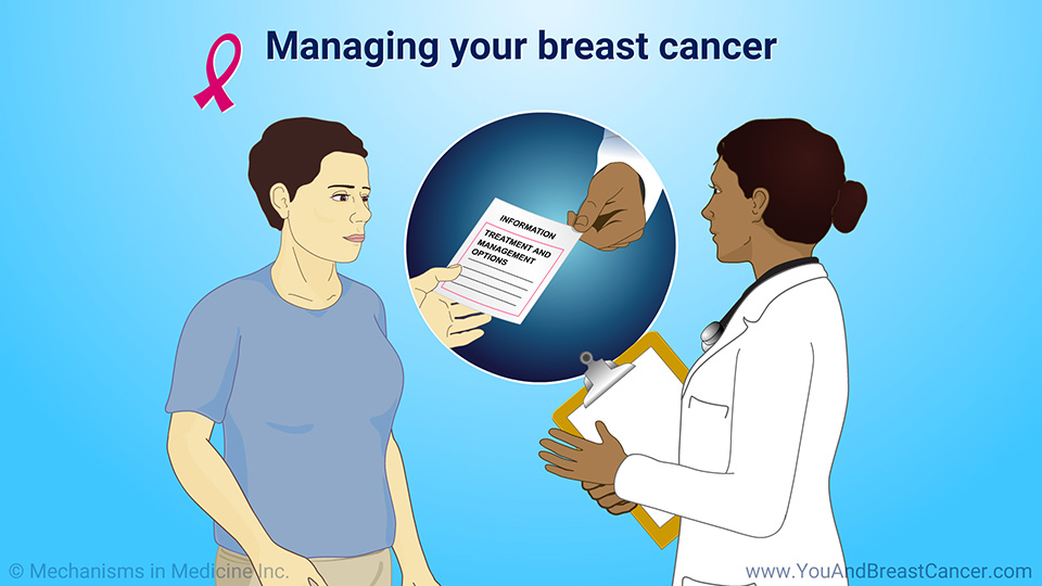 Managing your breast cancer