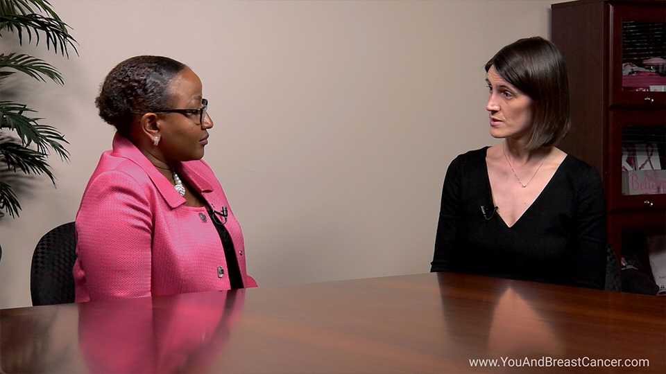 How is metastatic breast cancer diagnosed?