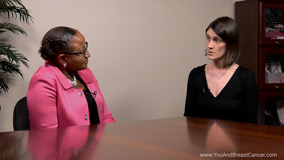 What is hormone therapy for breast cancer?